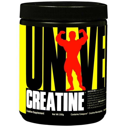 CREATINA POWDER - UNIVERSAL NUTRITION 200g