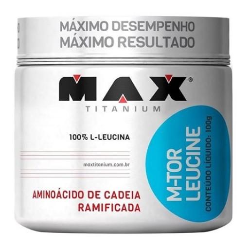 M-TOR LEUCINE 100G -MAX TITANIUM