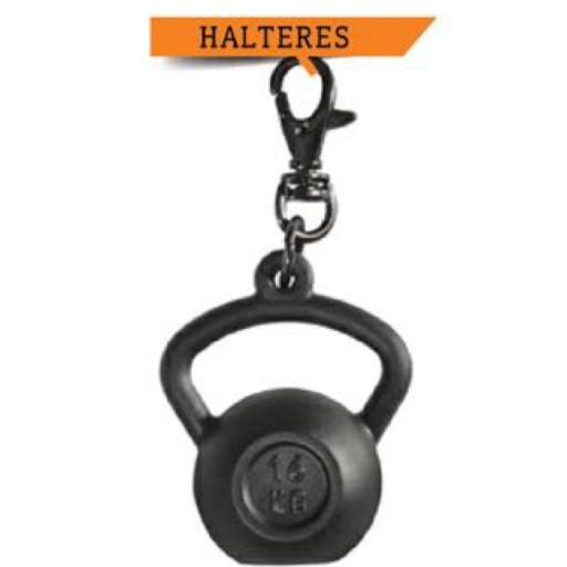CHAVEIRO TEMÁTICO HALTERES