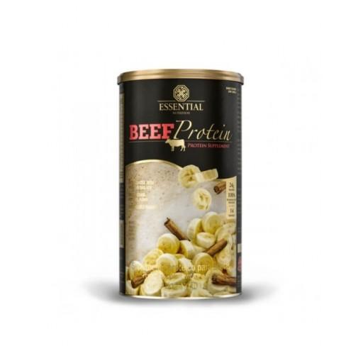 BEEF PROTEIN BANANA COM CANELA 420G - ESSENTIAL