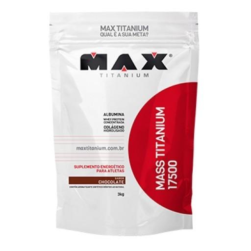 MASS TITANIUM 17500 3KG Coco