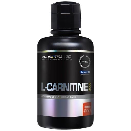 PRO L-Carnitine 2000 - 400 Ml - Probiótica