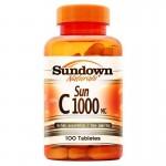 Sun C 1000 mg - Sundown com 100 Comprimidos