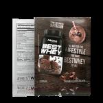 BEST WHEY SACHÊ 35G - ATLHETICA Double Chocolate