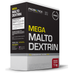 MEGA MALTO DEXTRIN 1KG - PROBIÓTICA Morango Silvestre