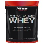 100% PURE WHEY 850G- ATLHETICA NUTRITION Chocolate