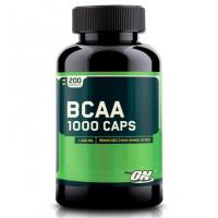 BCAA 1000 200 Caps - Optimum Nutrition Produto