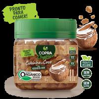 CUBINHO DE COCO COM AÇUCAS DE COCO 90G - COPRA