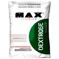 DEXTROSE 1KG - MAX TITANIUM Sem Sabor