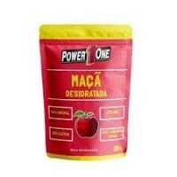 MAÇA DESIDRATADA 30G - POWER ONE