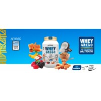 WHEY GREGO 900G- NUTRATA Natural
