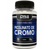 PICOLINATO DE CROMO 90 TABLETES - DNA
