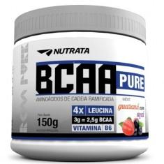 BCAA PURE 150G - NUTRATA Guaraná Com Açai
