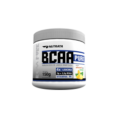 BCAA PURE 150G - NUTRATA Abacaxi Com Hortelã