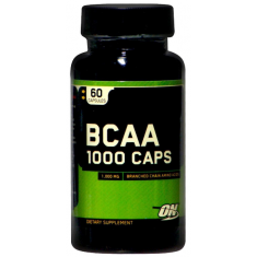 BCAA 1000 60 Caps - Optimum Nutrition Produto
