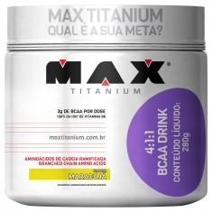 BCAA Drink 280g - Max Titanium Produto