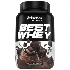 BEST WHEY BROWNIE