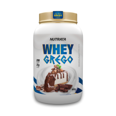 WHEY GREGO CHEESECAKE DE CHOCOLATE