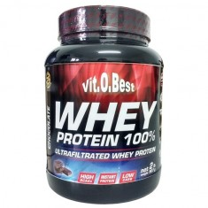 100% WHEY PROTEIN 907G CHOCOLATE