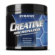 CREATINE MICRONIZED 300G - DYMATIZE NUTRITION