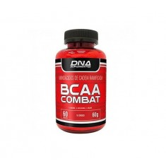 BCAA COMBAT 60 TABLETES - DNA