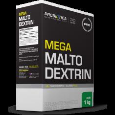 MEGA MALTO DEXTRIN 1KG - PROBIÓTICA Limão