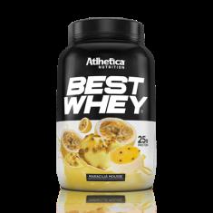 BEST WHEY 900G - ATLHETICA NUTRITION Maracuja