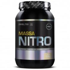 MASSA NITRO NO2 1,4KG - PROBIÓTICA Baunilha