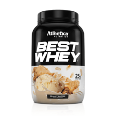 BEST WHEY 900G - ATLHETICA NUTRITION Peanut Butter
