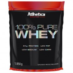 100% PURE WHEY 850G- ATLHETICA NUTRITION Cookies