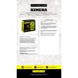 Kimera Thermo Iridium Labs 60 Comprimidos Tabela